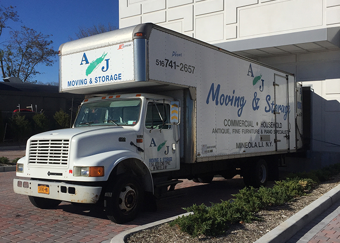 A&J Moving & Storage